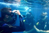 Padi Cours Discover Scuba Diving with DSM Dive on the Gili Island