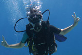 Padi Discovery Suba Diver with DSM Dive