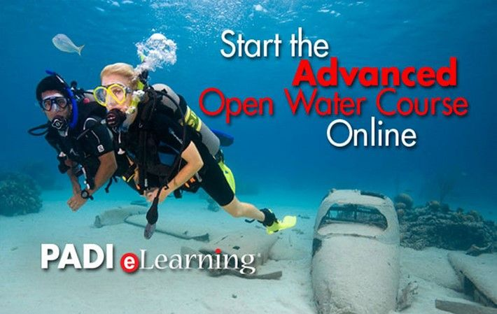 E-Learning Advanced Open Water