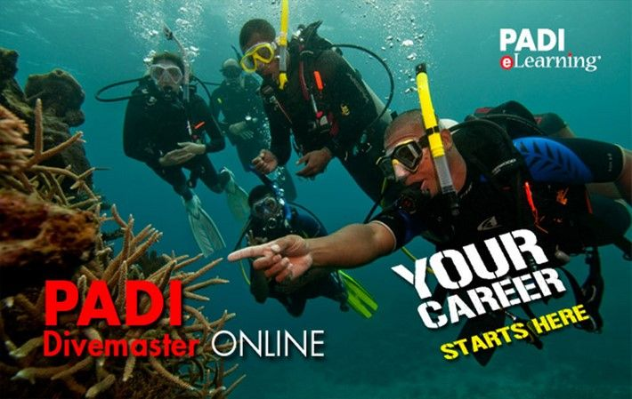 E-Learning Divemaster Course