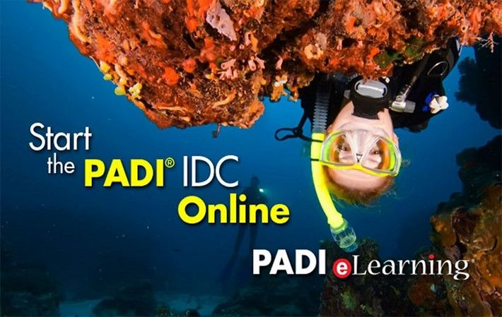 E-Learning PADI IDC Courses