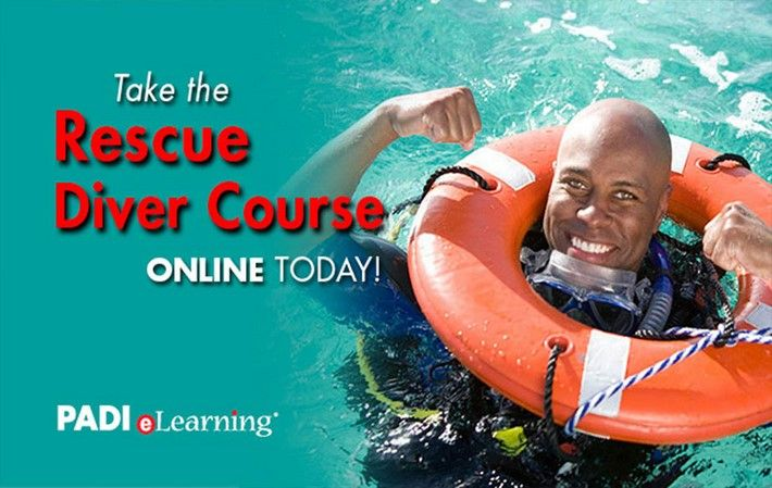 E-Learning Rescue Diver